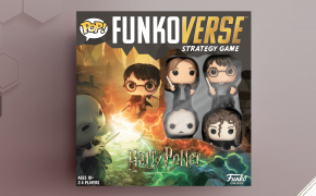 Funkoverse Strategy Game: Harry Potter – Recensione