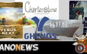 [NanoNews] Novità Ghenos Games autunno 2017