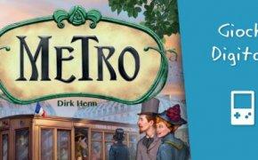 Metro – Versione Digitale