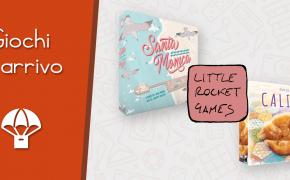 Calico e Santa Monica arrivano in Italia grazie a Little Rocket Games