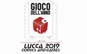 Lucca Comics & Games – Gioco dell'anno 2019