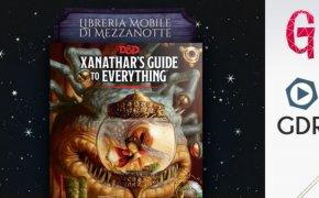 Libreria Mobile di Mezzanotte #6 | Guida Omnicomprensiva di Xanathar