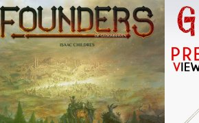 Anteprima: Founders of Gloomhaven