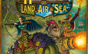 Heroes of Land, Air & Sea Unboxing Video