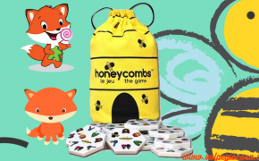 Honeycombs: ogni piastrella al posto giusto