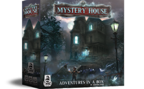 [Recensione] Mistery House: Adventures in a Box