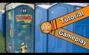 Bathroom Rush - Una (FOLLE) partita spiegata!