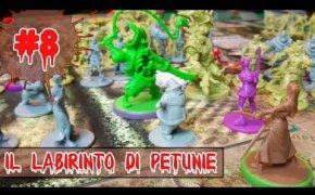 Zombicide #8: Il Labirinto di Petunie