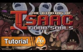 Tutorial - The Binding of Isaac: Four Souls (ITA)