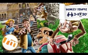Recensioni Minute [222] - Monkey Temple