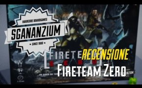 Sgananzium #038 - Fireteam Zero