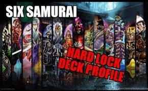 YUGIOH | SIX SAMURAI HARD LOCK DECK PROFILE ITA | A PROVA DI BRICK