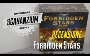 Sgananzium #036: Forbidden Stars
