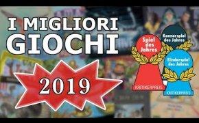 Spiel Des Jahres 2019: Tutti i Vincitori!