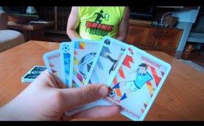 DIECI: Il gioco di carte sul CALCIO