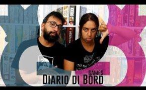 Diario di Bord...Games! 26 luglio - 1 agosto 11 Giochi da Tavolo giocati Vlog#20