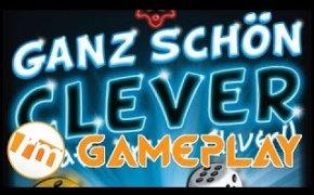 Recensioni Minute - Gameplay Ganz schön clever