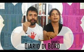 Diario di Bord...Games! 2-8 agosto 6 Giochi da Tavolo giocati Vlog#21