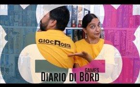 Diario di Bord...Games! 9-15 agosto 15 Giochi da Tavolo e anteprime giocate al GiocAosta Vlog#22