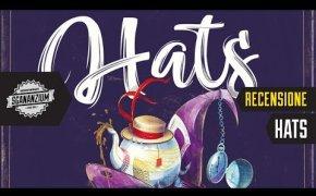 Hats - A merenda dal Cappellaio Matto!