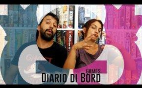 Diario di Bord...Games! 16-22 agosto 14 Giochi da Tavolo giocati Vlog#23