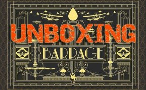 Barrage Deluxe + espansione Leeghwater - Unboxing