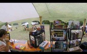 Sibyllarium 2019 passeggiata virtuale (360° video) - Vlog [133]