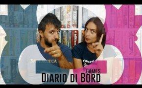 Diario di Bord...Games! 23-29 agosto 13 Giochi da Tavolo giocati Vlog#24