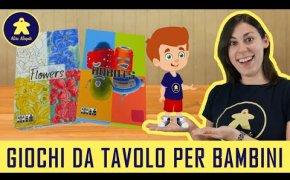 Flowers e Robots - Giochi di carte per bambini 6+