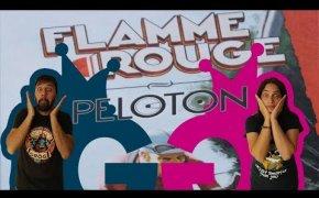 Flamme Rouge: Peloton, tutti in sella! Partita Completa al Gioco dell'anno 2018 con espansione!