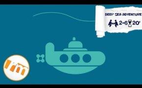 Deep sea adventure - Recensioni Minute [254]