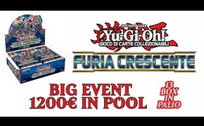 YUGIOH | BIG EVENT MULTIVERSE SEREGNO -turno 5 -CRUSADIA THUNDER DRAGON VS MAGICAL MUSKETEER