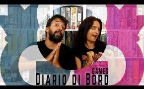 Diario di Bord...Games! 6-12 settembre 10 Giochi da Tavolo giocati Vlog#26