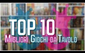 I Migliori Giochi da Tavolo - Le nostre TOP 10