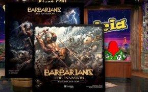 Barbarians the invasion - Il mio parere e le differenze con la seconda edizione