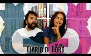 Diario di Bord...Games! 13-19 settembre 9 Giochi da Tavolo giocati Vlog#27