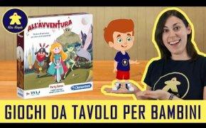 All'avventura - Gioco di ruolo per bambini e ragazzi - Clementoni