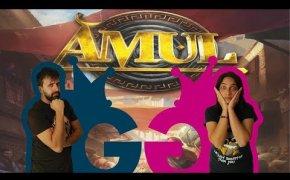 Amul, tra spezie e cammelli! Partita completa al nuovo 7 Wonders
