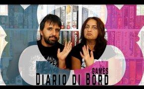 Diario di Bord...Games! 20-26 settembre 11 Giochi da Tavolo giocati Vlog#28