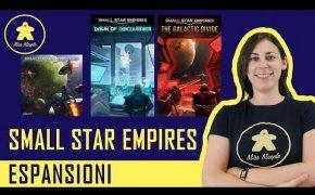 Small Star Empires Espansioni - Tutorial Gioco da Tavolo - La ludoteca #90