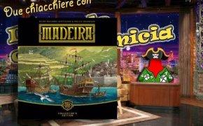 Madeira collector's edition - Due chiacchiere con il Meeple con la Camicia