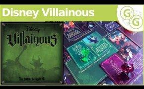 ♞Giochi Guidati♟ (038) - Disney Villainous
