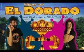 El Dorado: alla ricerca della città perduta! Partita completa al Gioco dell'anno 2019