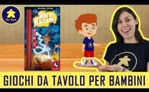 Abra Kazam! - Gioco da tavolo per bambini - 8+ anni