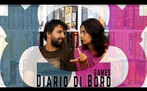 Diario di Bord...Games! 27 settembre - 3 ottobre 11 Giochi da Tavolo giocati Vlog#29