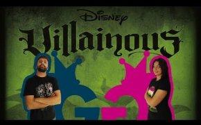 Disney Villainous: chi è il più cattivo del reame? Partita completa Malefica vs Principe Giovanni!