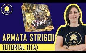Armata Strigoi Tutorial - Gioco da tavolo - Anteprima Essen Spiel 2019 (ITA)