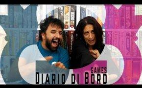 Diario di Bord...Games! 4-10 ottobre 14 Giochi da Tavolo giocati Vlog#30