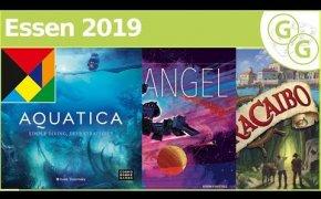 Giochi Guidati (Essen 2019) - Preview