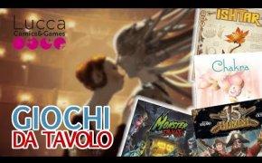 Le migliori NOVITA' di Lucca Comics & Games 2019